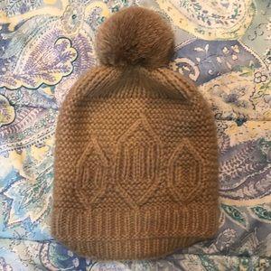 Surell rabbit fur hat
